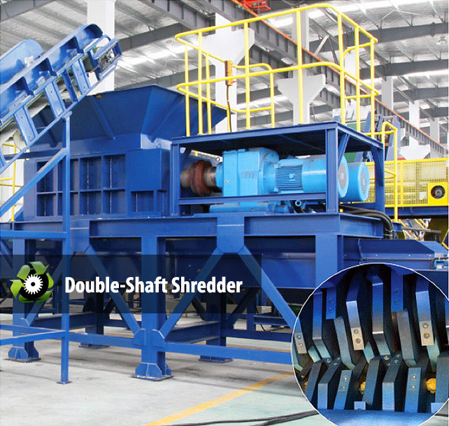 double-shaft-shredder-prm-recycling