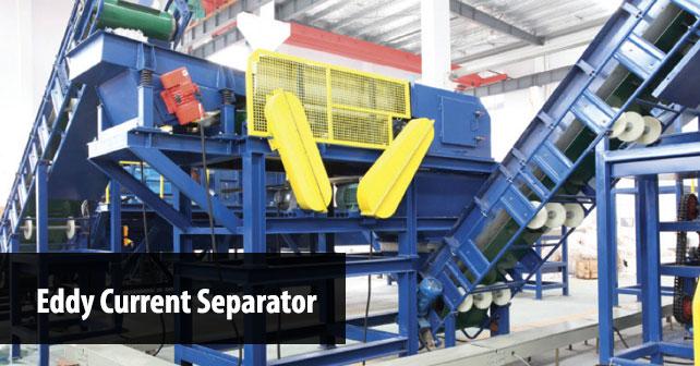 eddy-current-separator