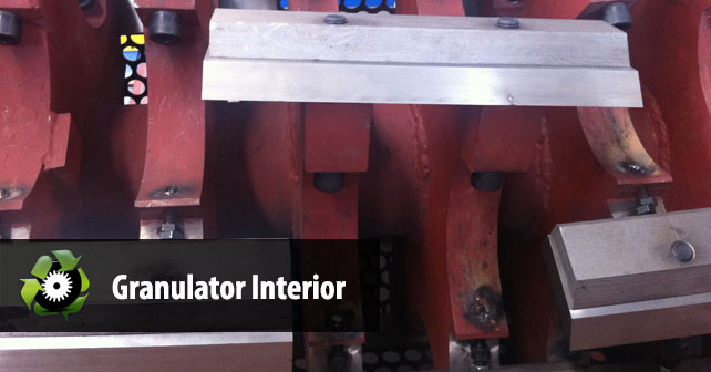 granulator-interior