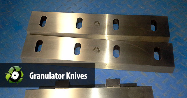 granulator-knives