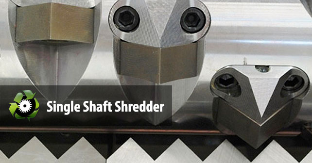 single-shaft-shredder-knives