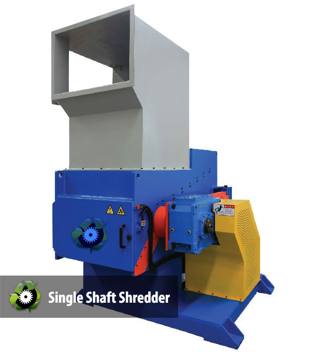 single-shaft-shredder