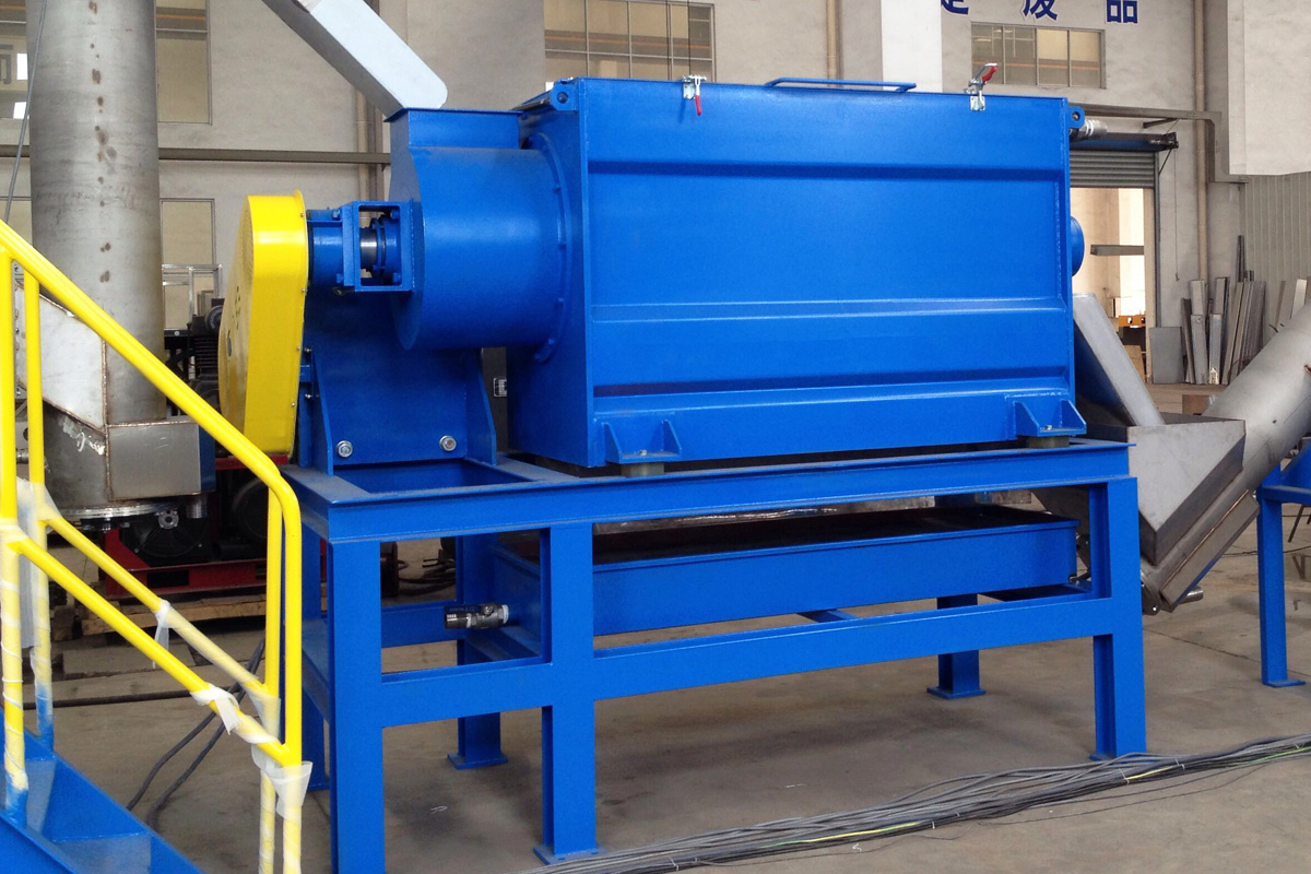 Centrifugal Dryer Dewatering Machine - Plastic Recycling Machines