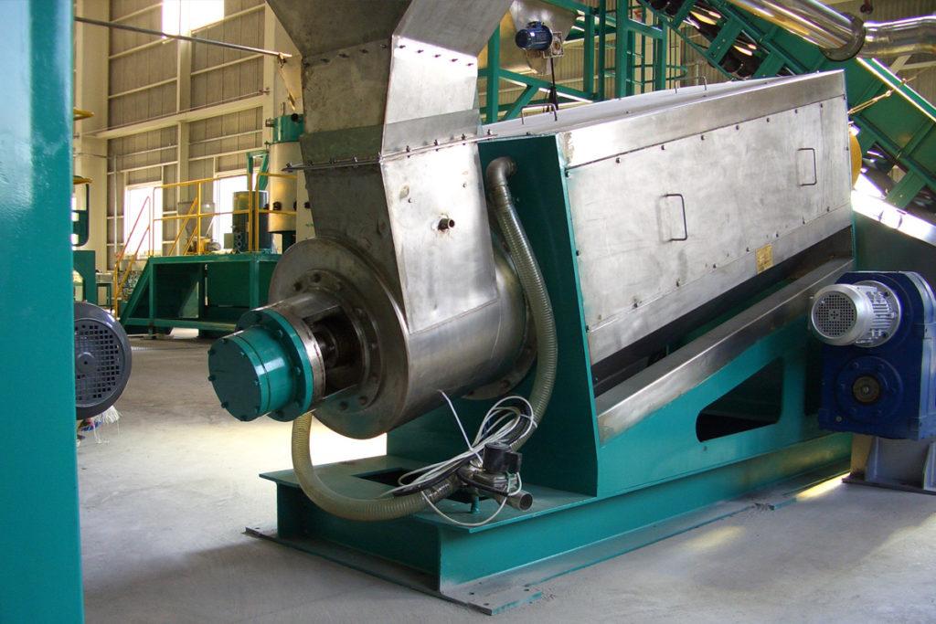plastic film friction washer